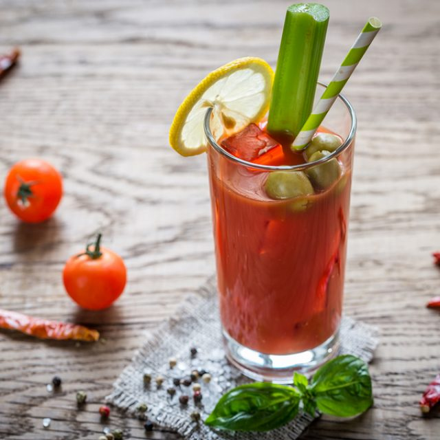 Bloody Mary days