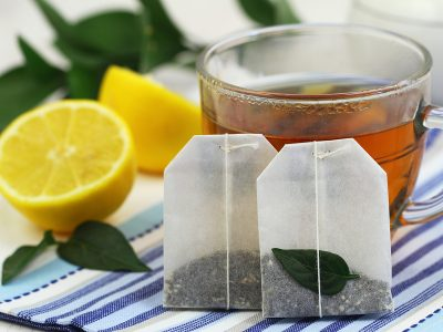 Green or Fruit teabags